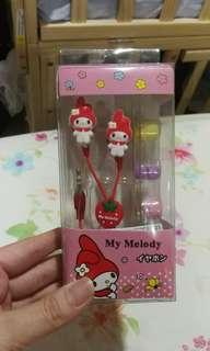 Melody earphone