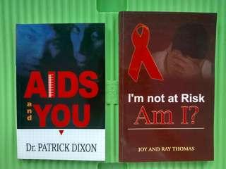 Books about AIDS (Sold as Bundle)