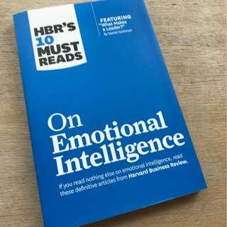 On Emotional Intelligence (Harvard Business Review (HBR) 10 Must Reads)