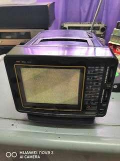 Tv antik samsung kecil