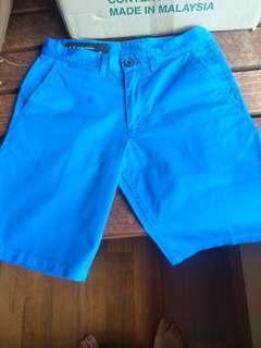 Authentic Armani Exchange blue pants