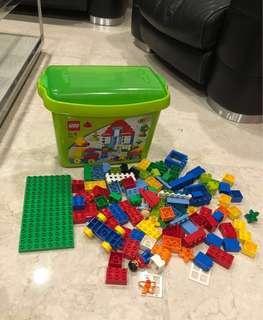 Duplo Bricks 2 sets plus other sets