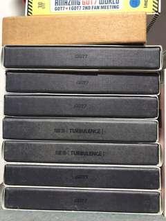 wts got7 turbulence album