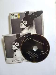 Dangerous Woman (International Deluxe Edition) by Ariana Grande
