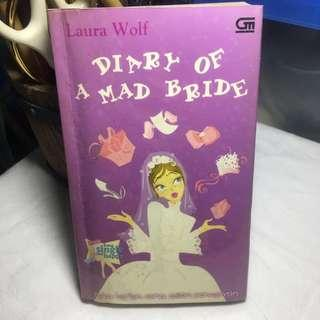 NOVEL DIARY OF A MD BRIDE
