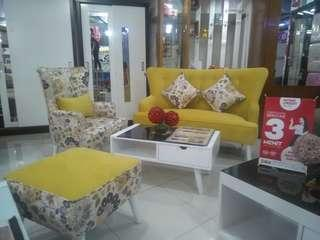 1 set sofa cicilan tanpa dp tanpa cc