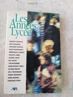 Les Annees Lycee(in French)