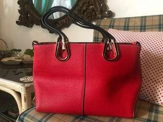 SEXY RED BAG