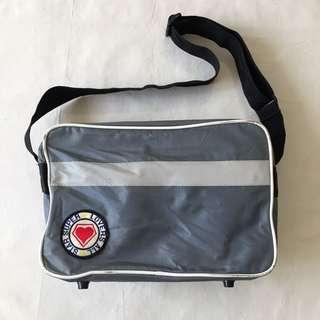 40a173e54b Authentic Superlovers Tokyo Medium Messenger Bag