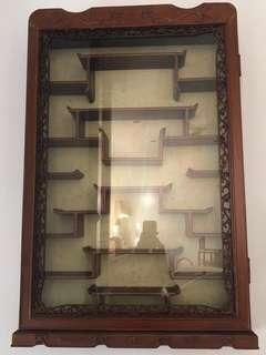 🚚 Wall Hung Display Cabinet