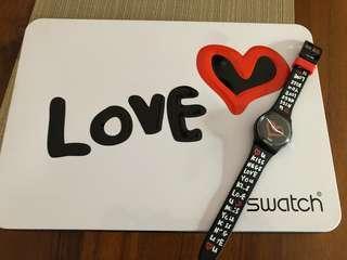 🚚 Swatch Valentine's Series Watch
