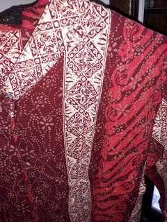 Batik free ongkir jabodetabek
