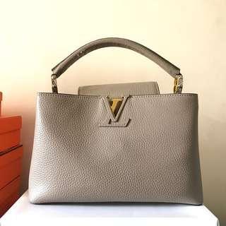 Repriced Louis Vuitton capucines