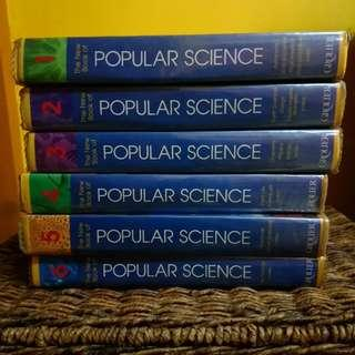 Grolier Popular Science Encyclopedia