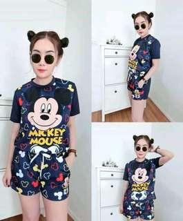 MICKEY MOUSE LADIES TERNO