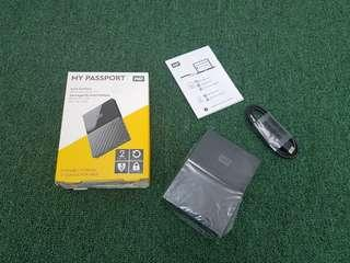WD External Hard Disk 2TB