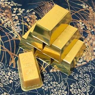 滋養潔淨黃金皂