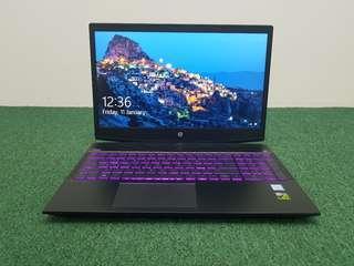 HP Gaming i5 8300H, Nvidia GTX1050 Graphic