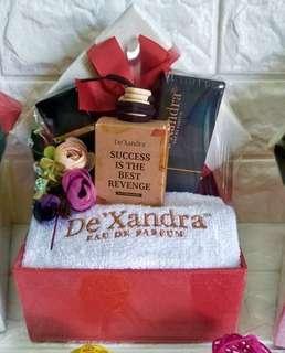 De Xandra Perfume Hantaran/Gift set