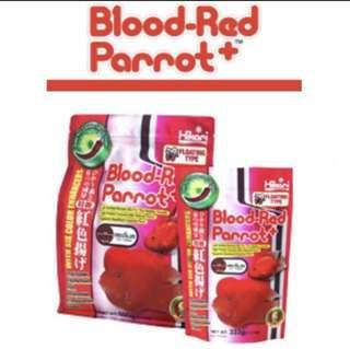 🚚 Bnib Hikari Blood-Red Parrot 333g or 600g