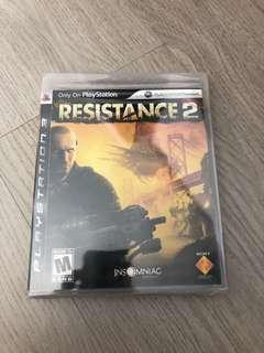 🚚 PS3 Resistance 2 (Brand New)