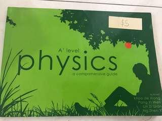 A level Physics Comprehensive Guide