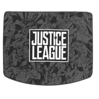 Car Boot Tray (Carpet Suede Material) BT29 Justice League