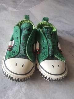 Converse special edition kids shoe