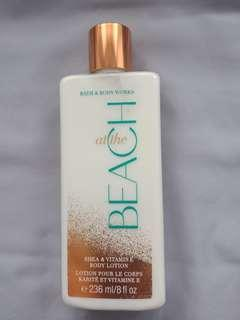 Bath and Body Works At The Beach Body Lotion
