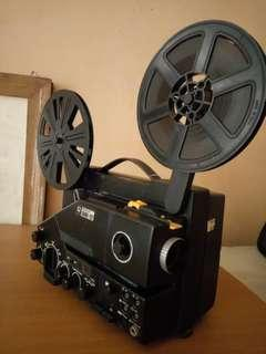 Vintage movie Projector