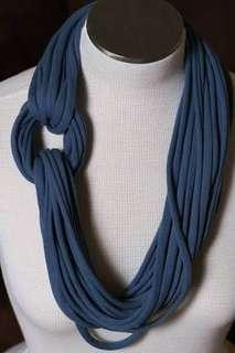Handmade Necklace-Scarf