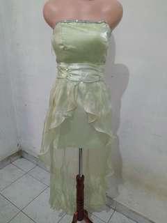 Dress hijau selayar fit to S