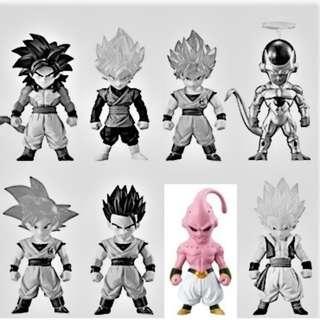 全新 Dragon Ball DB Z Adverge SP 2 02 龍珠 Z 超 食玩 盒蛋 惡 純粹 魔人 布歐 Buu 1 盒
