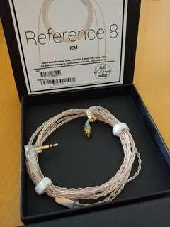 🚚 ALO Reference 8 MMCX IEM 3.5mm Cable