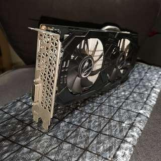🚚 Colorful GTX 1060 3GB 3GD5 GAMING v5