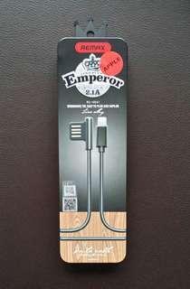 Remax Emperor Apple 2.1A Cable