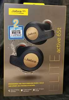 Jabra Elite active 65t Blue color