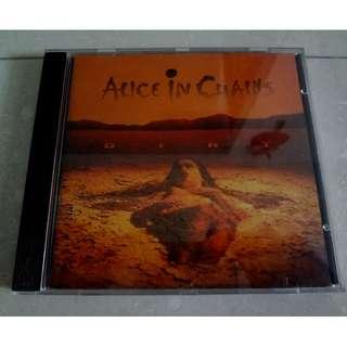 Alice In Chains CD Dirt