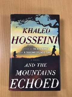 And the Mountains Echoed by Khalid Hosseini