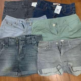 SHORTS & PANTS - PLS HELP ME TO CLEAR!!!