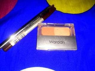 1 paket brand Wardah