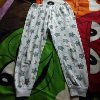 兒童長褲    褲    child trousers