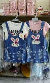 Jumpskirt bunny cute