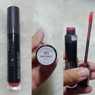 Mineral Botanica Matte Lip Cream 09