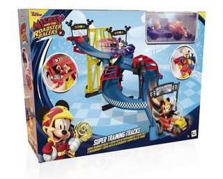 🚚 Mickey Mouse roadster training tracks