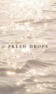 ‼️LIMITED FRESH DROPS‼️