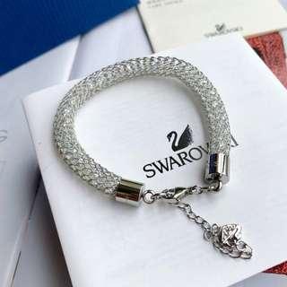 SWAROVSKI DIAMOND BANGLE  SET