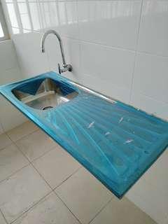 2 sink basin bowl