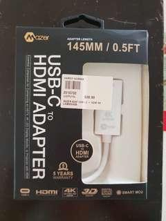 🚚 USB-C to HDMI Adapter