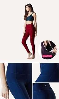 Tesla high waist gym pants